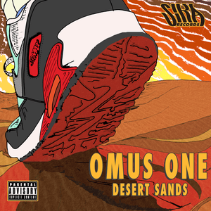 Image of OMUS ONE - DESERT SANDS LP (LTD EDITION CD) (SIKA RECORDS)