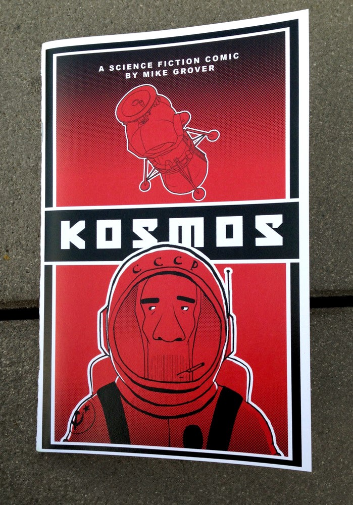 Image of Kosmos Issue 1