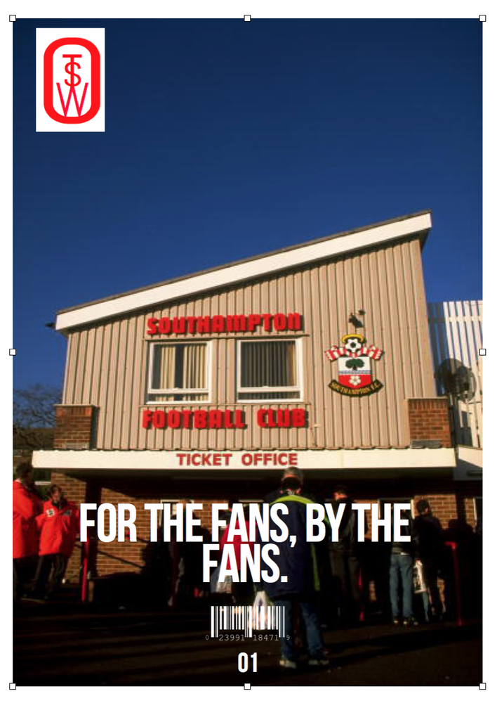 Image of Oh When The Saints Fanzine: Issue 1.