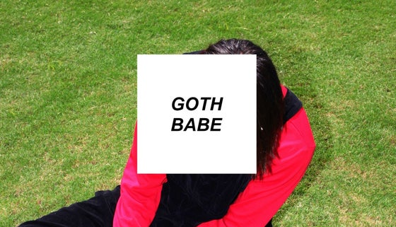 Image of GOTH BABE - SHALL WE