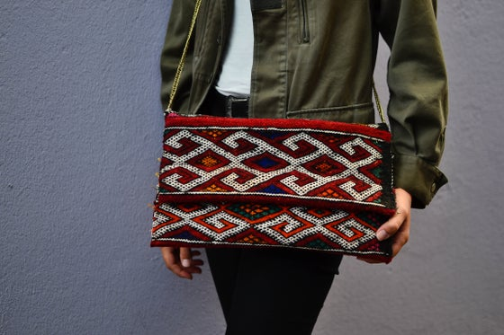 Image of Pochette | Clutch - Safia