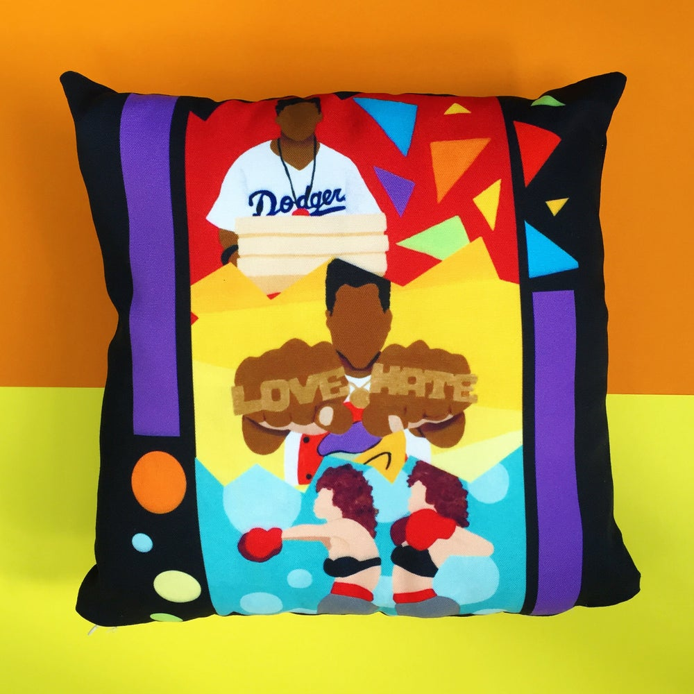 Image of Just Do It (Pillow)