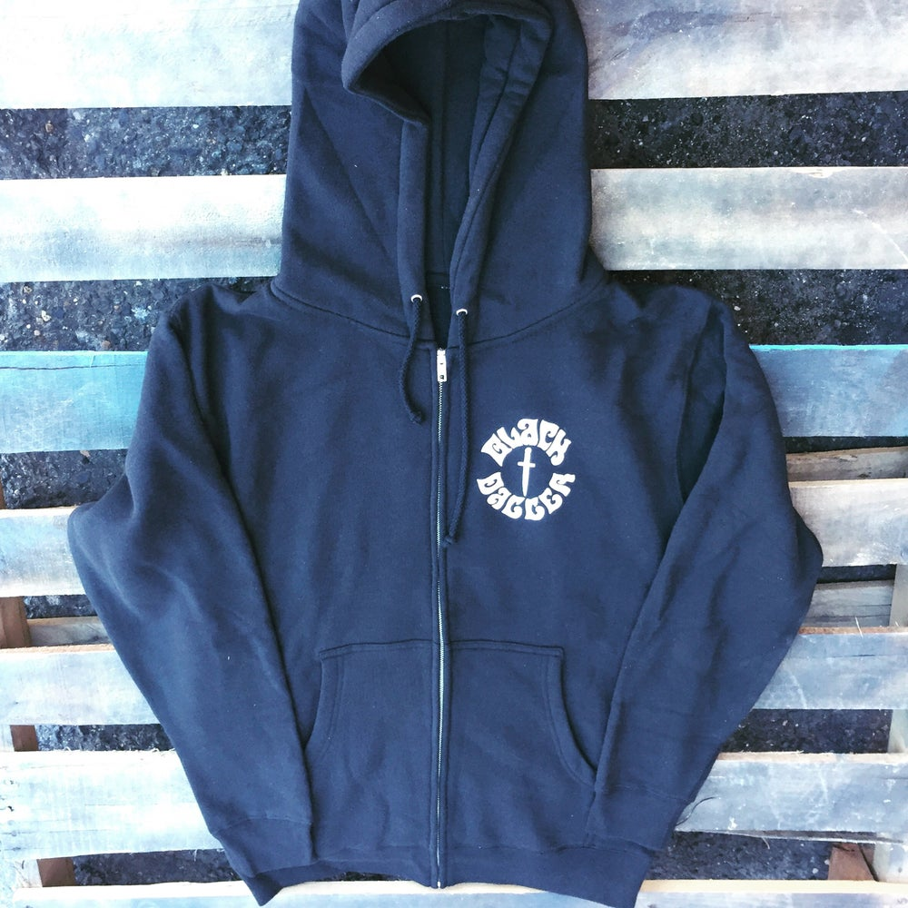 Image of FOREVER TWO WHEELS HOODIE