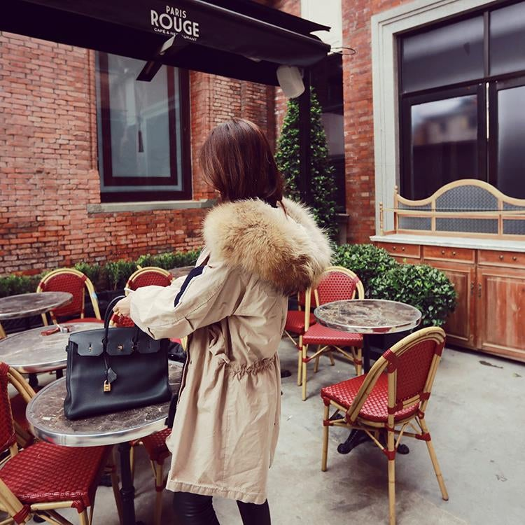 Image of Kate Varsity Parka