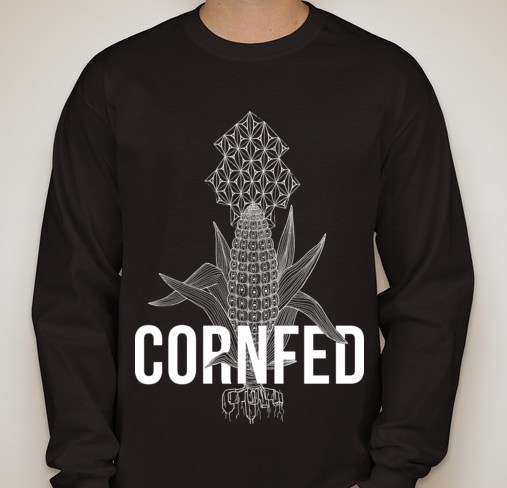 Image of CORNFED PSYCH LONG SLEEVE PREORDER