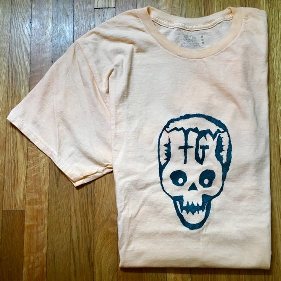 Image of Cracked Skull Tee