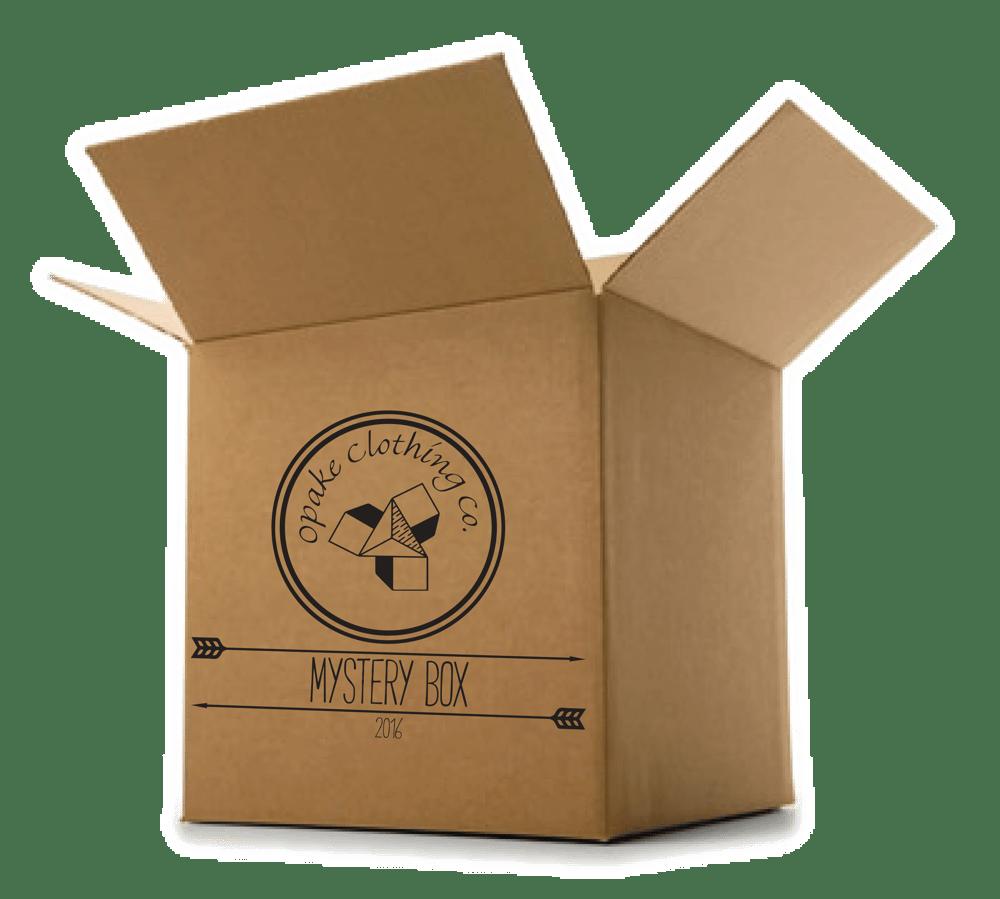 Image of -OpakeClothingCo Mystery Box- (mens)