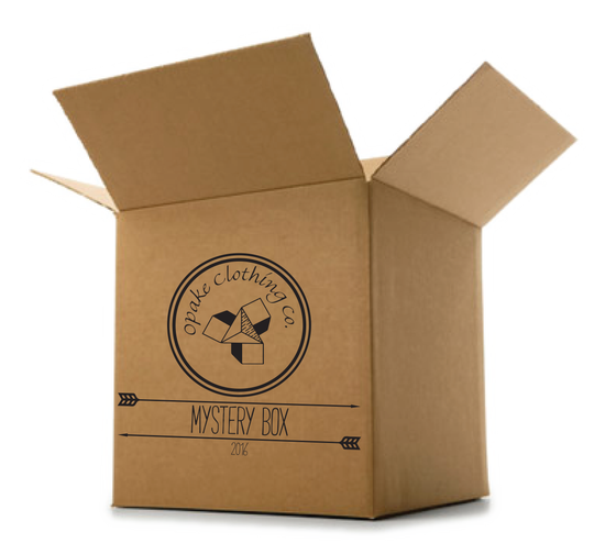 Image of -OpakeClothingCo Mystery PLUS box- (mens)