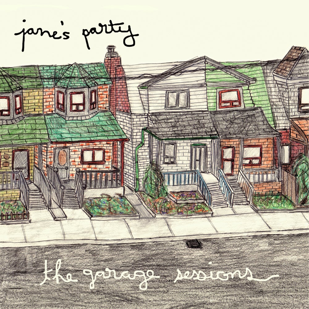Image of Garage Sessions CD (2010 pressing)