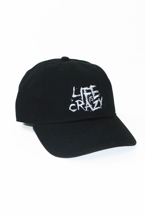 Image of L.I.C. Black Dad Hat
