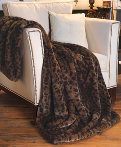 Image of Fur Throw