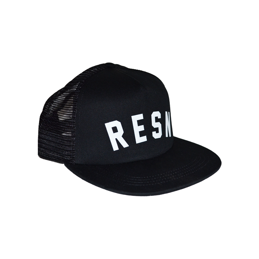 Image of Basic Trucker - Black