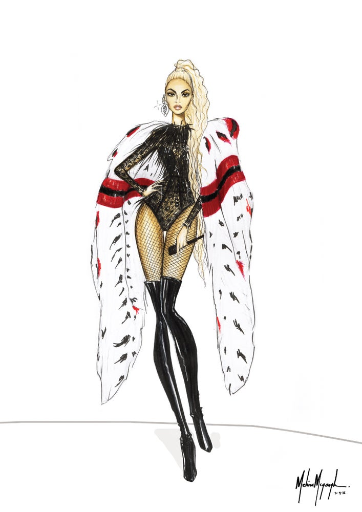 Image of Beyonce VMA - Limited Edition
