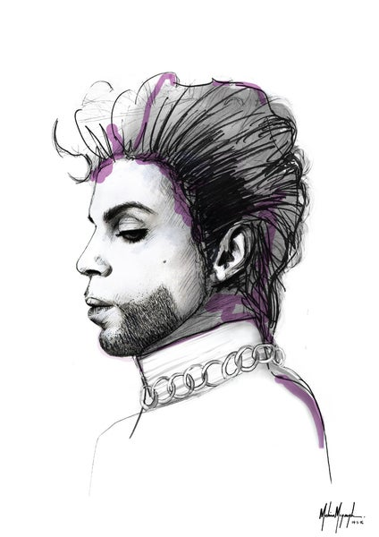Image of Prince - Limited Edition