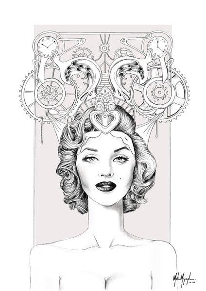 Image of Marilyn Monroe - Limited Edition