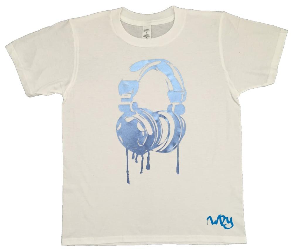 Image of Drip Headphone T Shirt