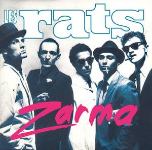 "Image of LES RATS ""Zarma & Craoued"" CD réédition 2016"