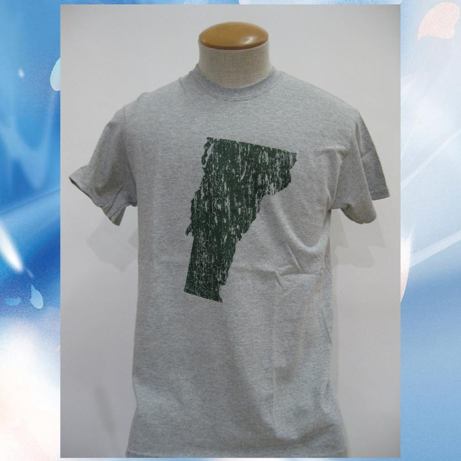 Image of 802 distressed state T-Shirt