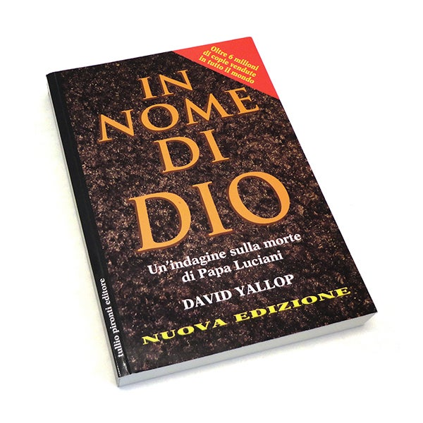 Image of In Nome di Dio, David Yallop