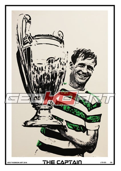 Image of BILLY MCNEILL - THE CAPTAIN