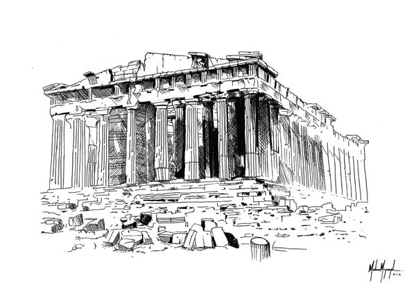 Image of Parthenon, Greece - Limited Edition
