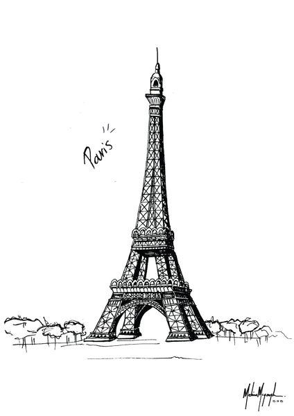Image of Paris - Limited Edition