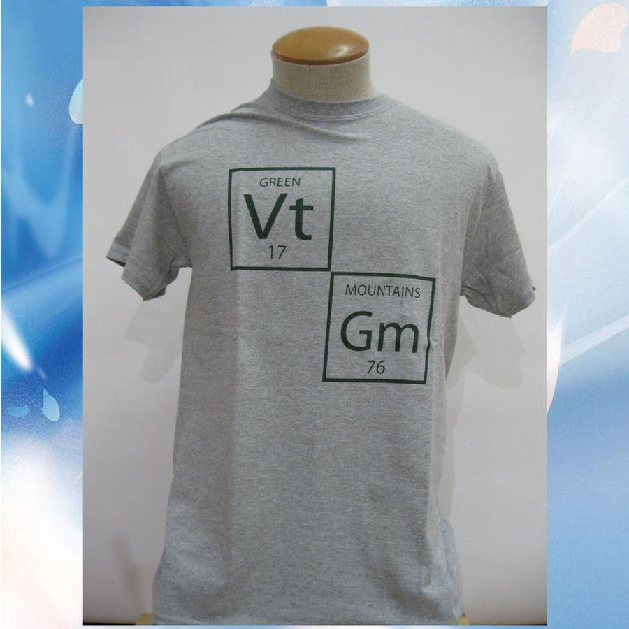 Image of Vermont Breaking Bad Shirt - Science shirt - chemistry shirt - 802 store - 802 shop - 802 clothing