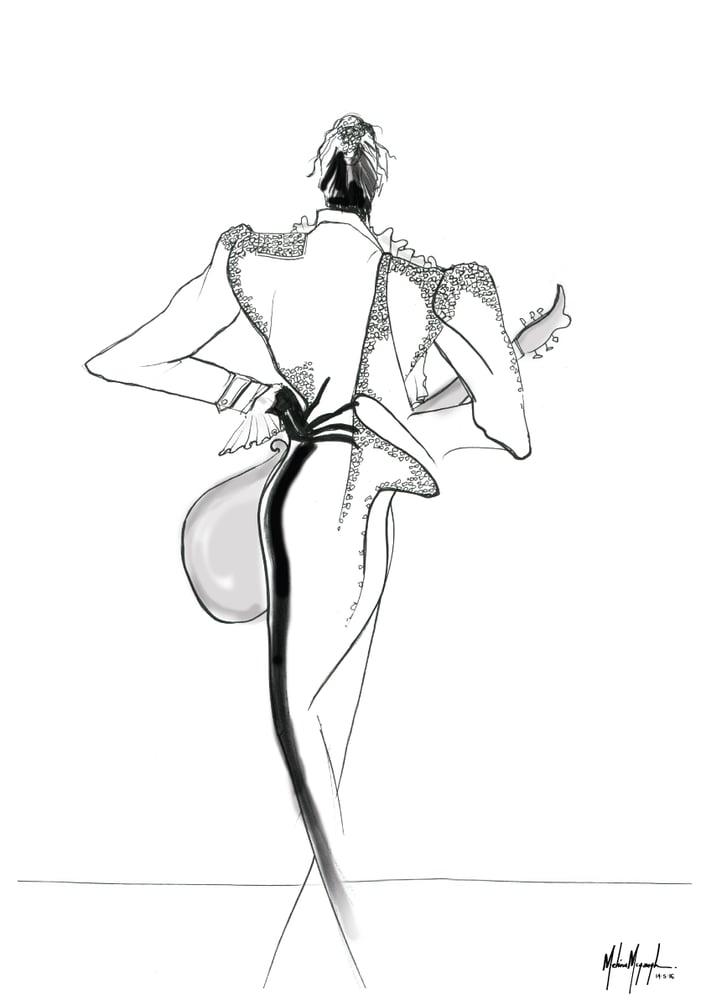 Image of Fashion Illustration #3