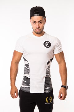 Sigma Corporal - White - Elite Fitness Apparel