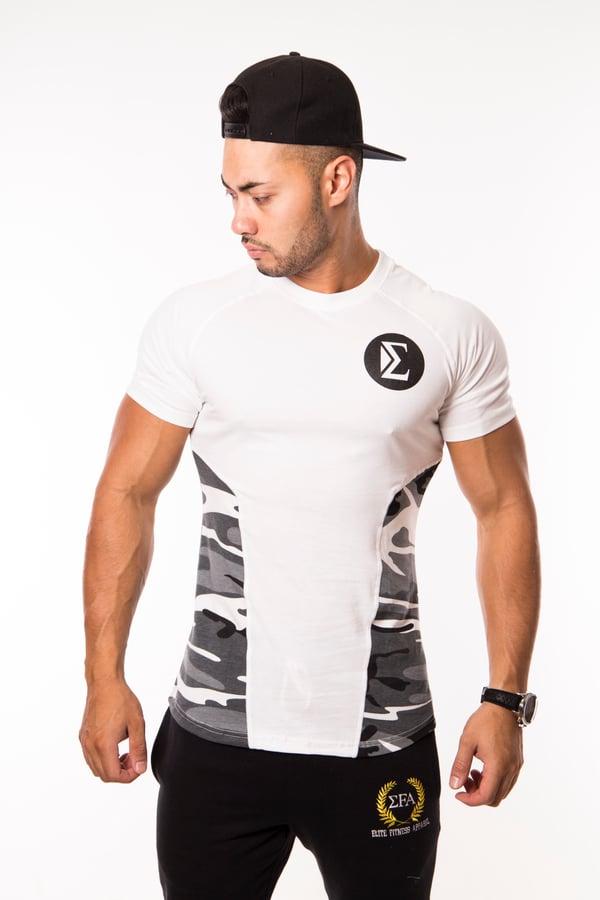 Sigma Corporal - White - Elite Fitness Apparel