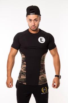 Sigma Corporal - Black - Elite Fitness Apparel