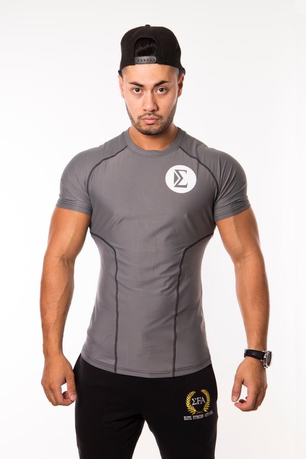 Sigma - Titanium - Elite Fitness Apparel