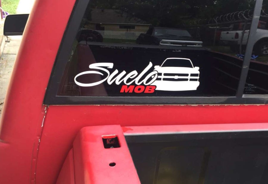 Image of Chevy OBS Decal