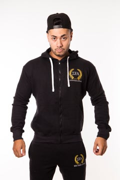 Elite Hoody - Black - Elite Fitness Apparel