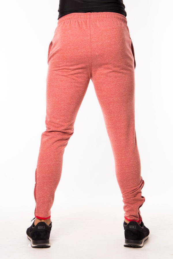 Titan Joggers - Coral - Elite Fitness Apparel