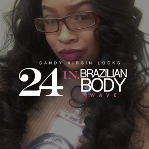 "Image of 24"" Brazilian Body Wave"