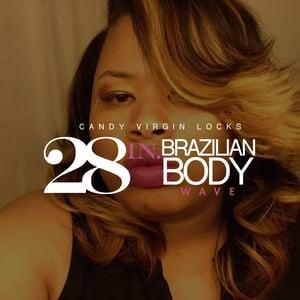 """Image of 28"""" Brazilian Body Wave"""