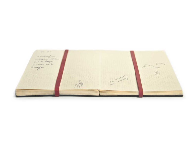 Image of NOTEZ notebook | dotted, 46 pages