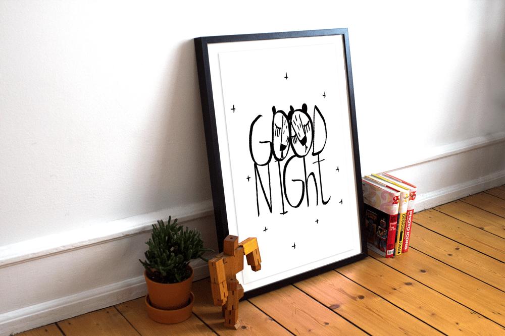 Image of Buenas Noches