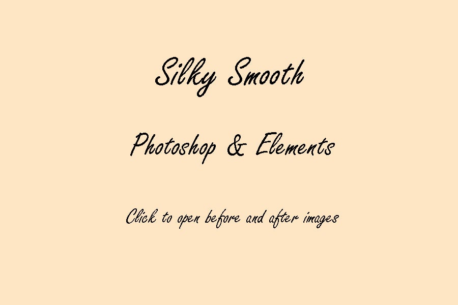Image of PS & PSE : Silky Smooth © Son Kissed Photography