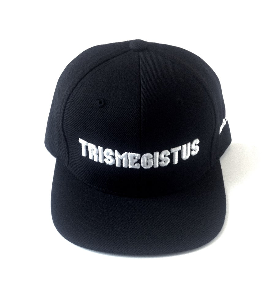 Image of KingNYC Trismegistus Thrice Great Snapback
