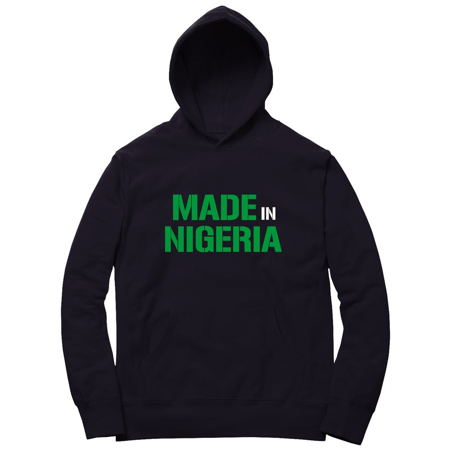 Image of MADE IN NIGERIA - NAVY BLUE