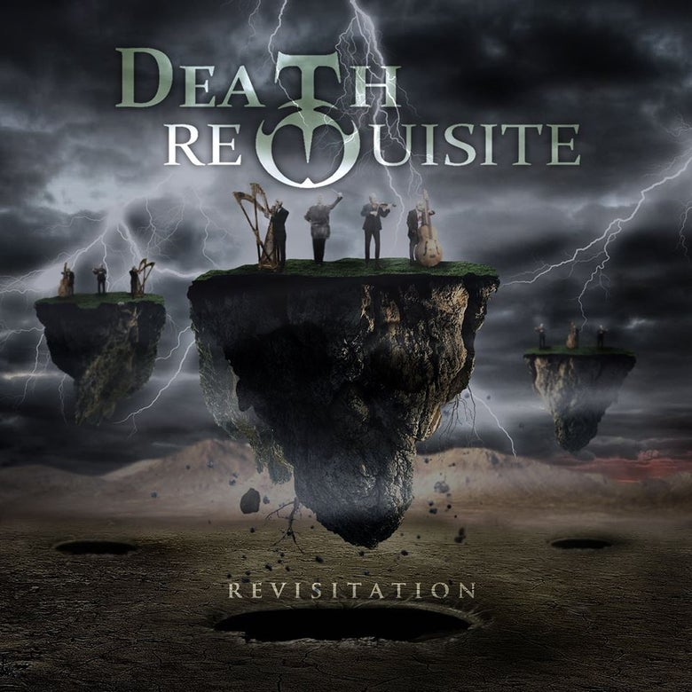 "Image of DEATH REQUISITE - ""REVISITATION"" CD"