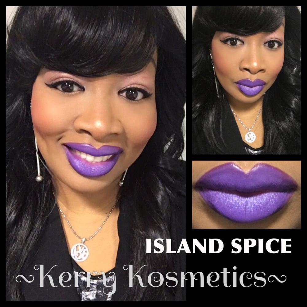 Image of (Vivid) Luscious Lipstick- ISLAND SPICE
