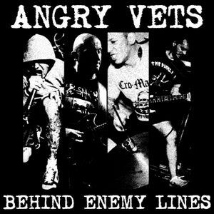 Image of ANGRY VETS - Behind Enemy Lines 12""