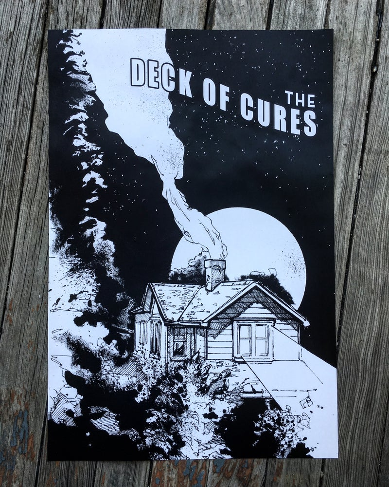 Image of THE DECK OF CURES