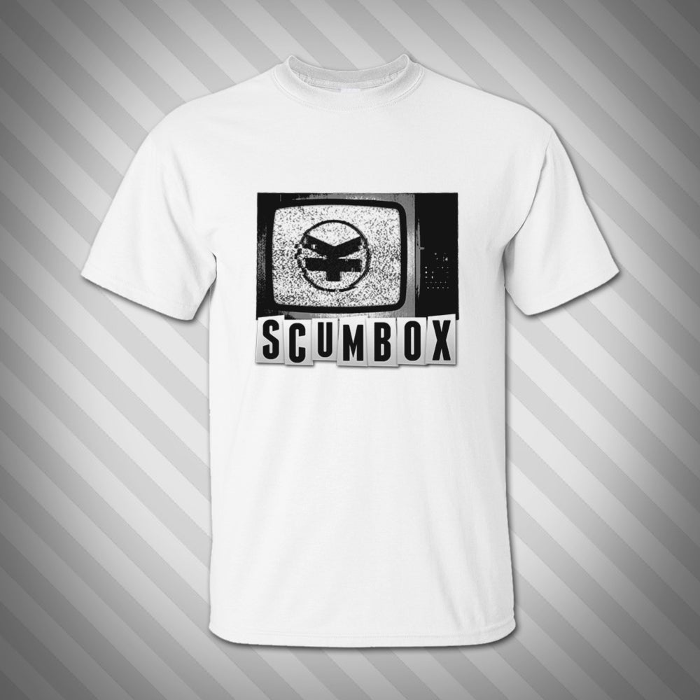 "Image of ""TELEVISION"" T-Shirt"