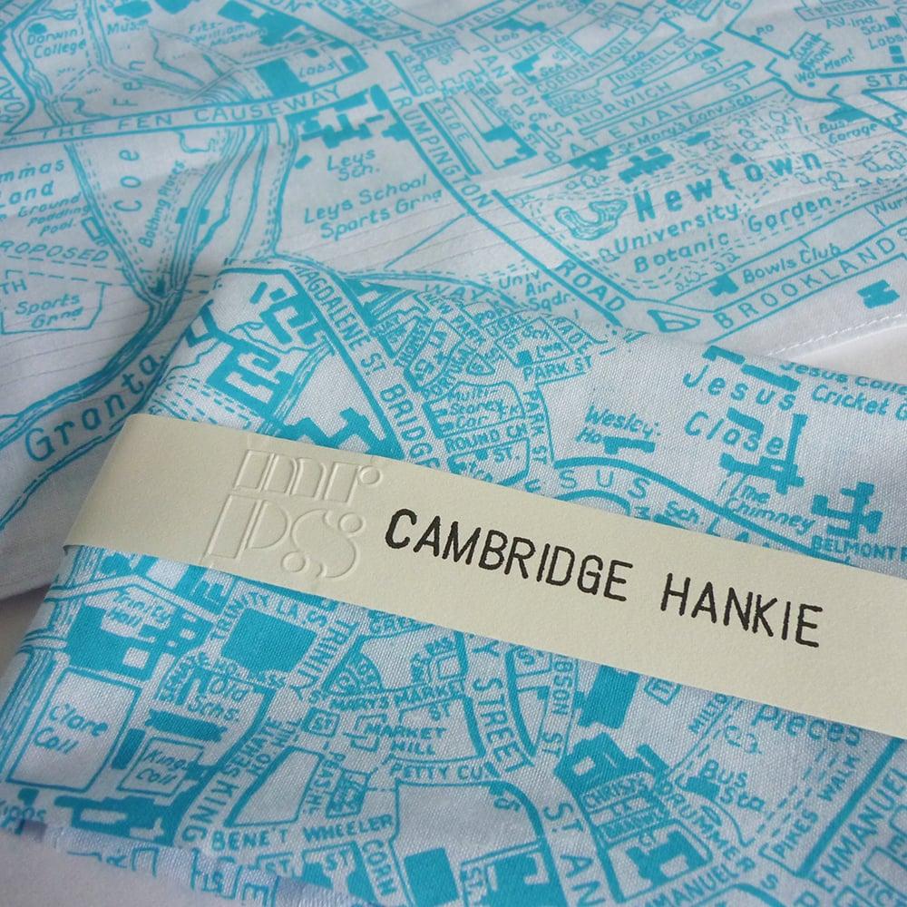 Image of Cambridge Hankie