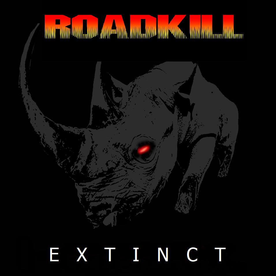 Image of ROADKILL - E X T I N C T -(CD)