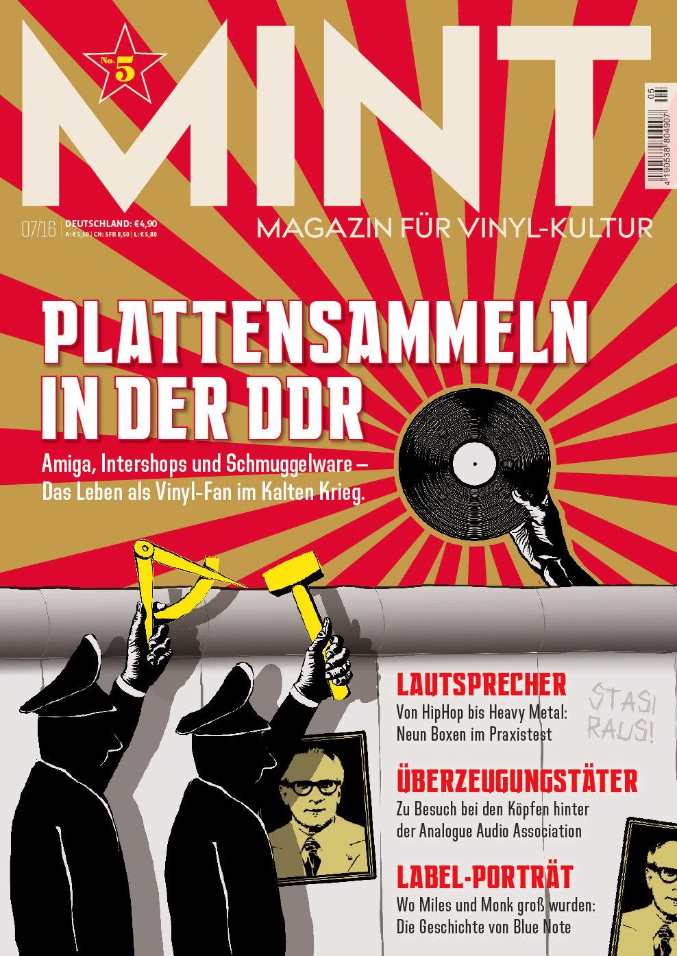 """""""PLATTENSAMMELN IN DER DDR"""""""